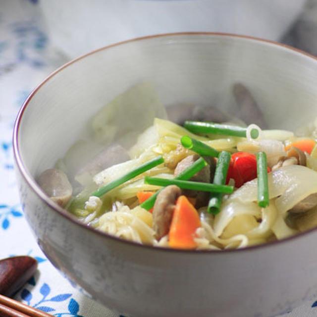 ポトフ風煮麺