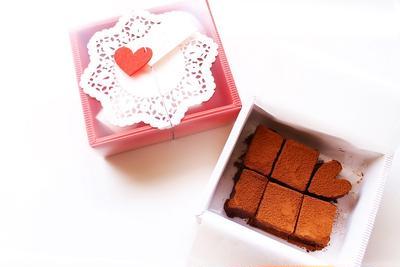 【動画】簡単!バレンタインにおすすめ!生チョコの作り方レシピ