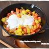 コロコロ野菜のスパニッシュジャーマンポテト