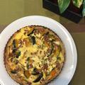 今日のおもてなしはビーフシチューとクリームチーズとかぼちゃのキッシュ~♪♪ by pentaさん