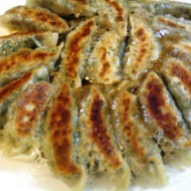 干し海老入り豆腐餃子