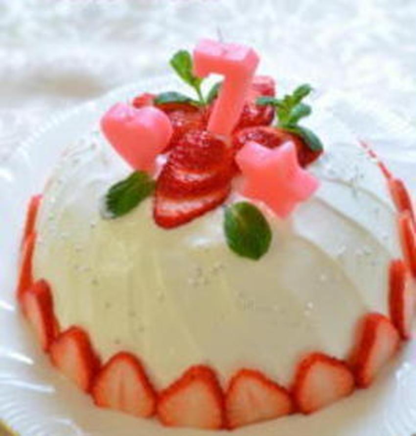 絶対喜ばれる♪愛情たっぷり「誕生日ケーキ」レシピ5選