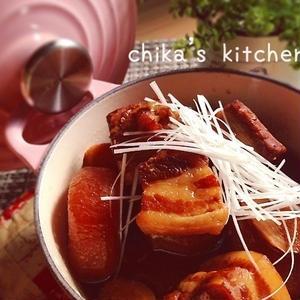 おもてなしに♪手間要らずで美味しい「炊飯器で作る角煮」はいかが?