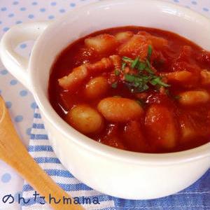 栄養たっぷり!いろいろ使える「トマト×大豆」のレシピバリエ