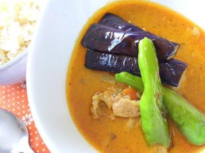 タイ☆イエローカレーの昼食
