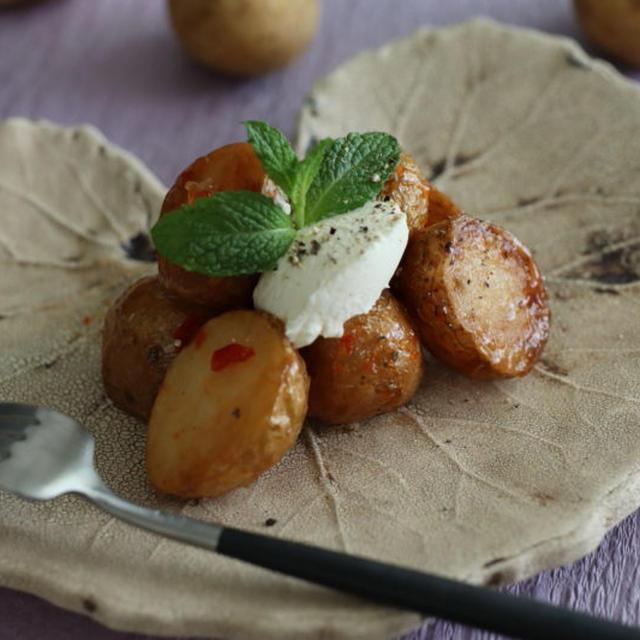 第10回 簡単・旬野菜レシピ 「じゃがいも」