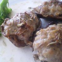 椎茸のハーブ肉ステーキ 九州産 今年おすすめの椎茸30g
