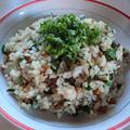 納豆炒飯 by CatherineSさん