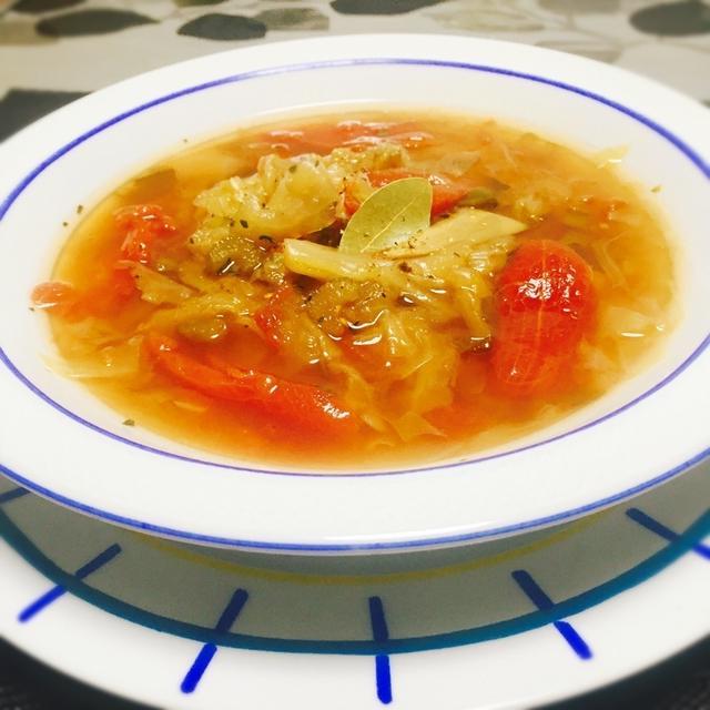 ご存知!脂肪燃焼スープですウ