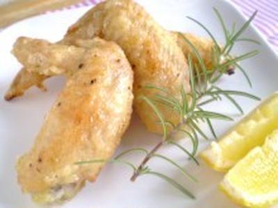鶏手羽のハーブソルトレモン風味~美肌~【健康レシピ】