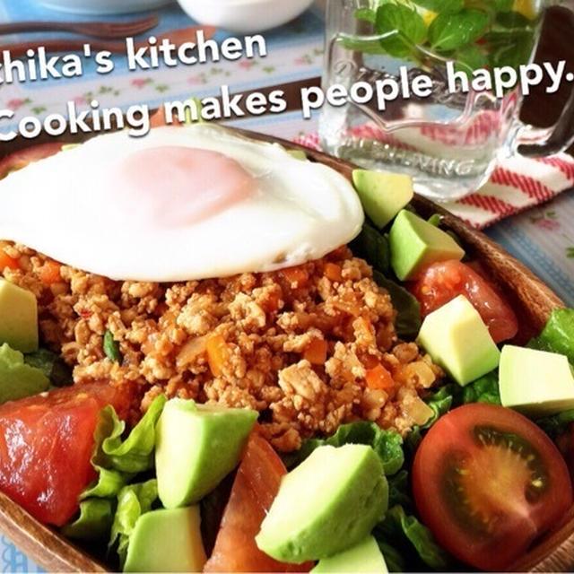 最近のハマりもの♪ と 辛くない&重くない♪野菜も一緒にモリモリ食べるヘルシータコライス♡