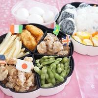 【モニター】平成最後のお花見弁当&キュキュットCLEAR泡スプレー