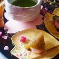 簡単道明寺の桜餅