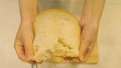 【ホームベーカリー】おからパウダー入りの食パン おからパウダーダイエットにも