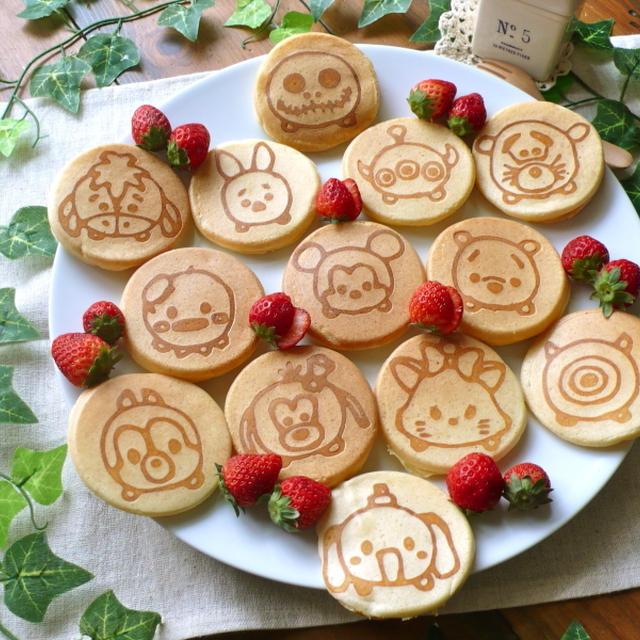 5daysアートチャレンジ☆2日目。お絵かきパンケーキ ZIPで放送したアメリカンドックレシピも