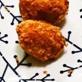 鶏ミンチのコロッケ