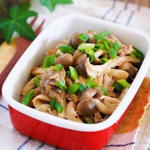 15分でできる!「ツナ缶×きのこ」で簡単副菜