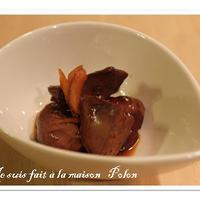 鶏レバーニンニク煮☆~美味しい新潟米に合うレシピ!