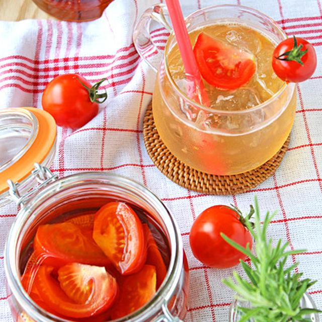 爽やかな香り☆トマトフルブラ!はじめてのフルブラ連載更新しました!