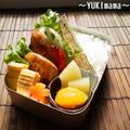 ささみのクリーミースパイスてりやき~いちばんのお弁当~ by YUKImamaさん