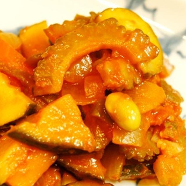 ご飯にもパンにも合う、夏野菜たっぷり和風ラタトゥイユとぴりっと山椒の大人の自家製ナメタケ