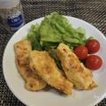 スパイス|ハウス香りソルト4種のペパーミックスで鶏胸肉のピカタ
