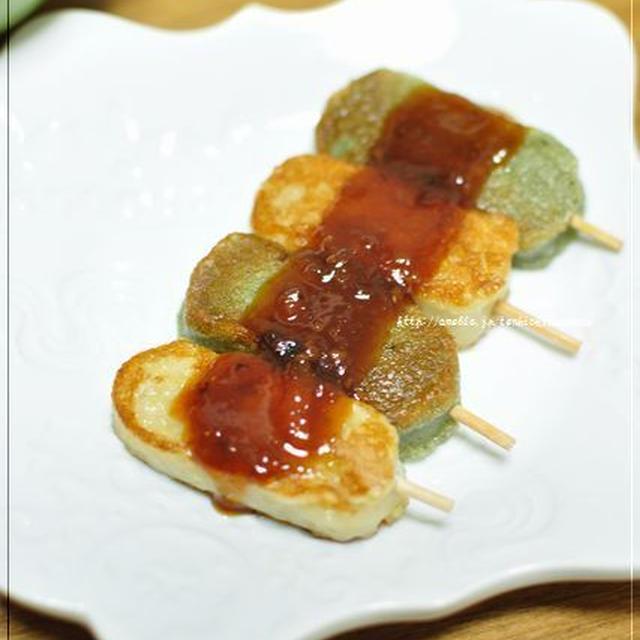 ◎◎生麩田楽◎◎家にあるもので作れる簡単柚子味噌で♪