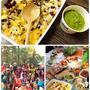 外で食べると美味しい~運動すると美味しい〜楽しい仲間と食べるともっと美味しい〜♪