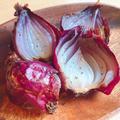 玉ねぎの丸ごとオーブン焼き