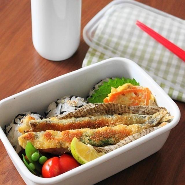 お魚のおかずのお弁当 ~ししゃも、塩さば編~ & お気に入りのグリルプレート