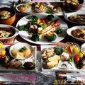 ■続【正月2日の朝ご飯】+お雑煮と 残り物を化かす!リメイク術ワンプレートで全貌編です♪