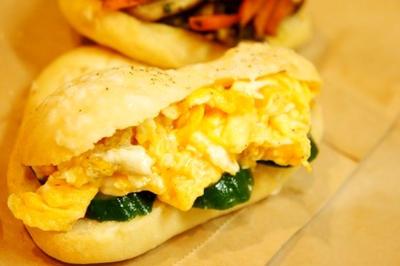 日々の糧のパンだから、飽きない素朴な味、チャパタ