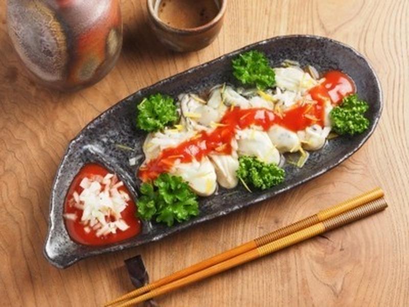 今が旬!「生牡蠣」はこうやって味わおう。