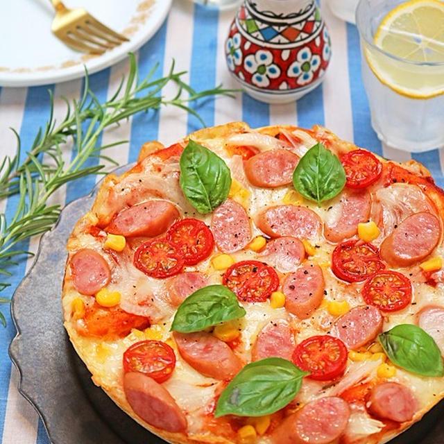 動画配信♪炊飯器でふわふわちぎりピザパン