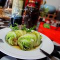 +*白菜と大根の豚肉ロール蒸し+* by shizueさん
