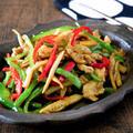 《レシピ》青椒肉絲。~基本の中華~