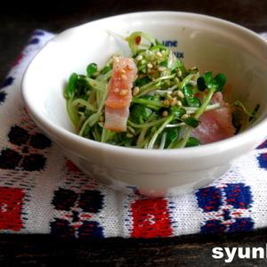 9月18日はかいわれ大根の日!たっぷり食べたい、かいわれレシピ