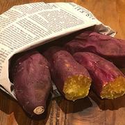 石焼き芋みたいな焼きいもを作る方法です!!