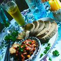 水不要 トマト缶の水分だけで作る パセリ×豆×チキン入り  レモントマトジャワカレー     - スパイス大使 - by 青山 金魚さん