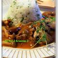 お野菜の旨味たっぷりで作る★naonao♪流こだわりハッシュドビーフ♪♪&双子同士はやっぱり以心伝心!? by naonao♪さん