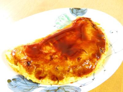 お弁当やおつまみに☆大阪のイカ焼き風