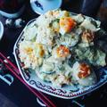 ポテトサラダ色々❤️抱えて食べたい❤️味卵入り中華風ポテトサラダ♪