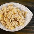 乾物調理 和食が美味しい打豆とひじき丼