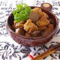 鶏肉とこんにゃくの味噌炒め