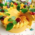 お砂糖なしの南瓜レアチーズケーキで夏パーティ by Misuzuさん