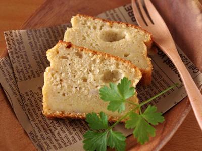 >【レシピ】ホットケーキミックスで簡単、優しい味のおやつ「里芋ケーキ」☆夢農家のお野菜で作ってみました! by めろんぱんママさん