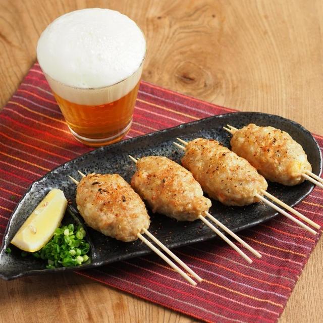 エビ肉団子串焼き、レシピブログ連載