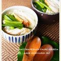 ニラとえのきのアジアン煮麺 by 庭乃桃さん