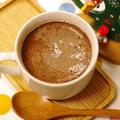 あったかオトナのカカオドリンク☆クリスマスのフルブラレシピ by めろんぱんママさん