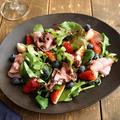 ローストビーフとベリーのパワーサラダ@イオン・ザ・テーブル㊿ by 管理栄養士/フードコーディネーター りささん